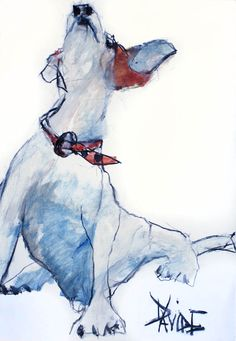 Valerie Davide dog Spot-watching