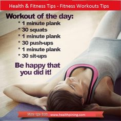 Health & Fitness Tips - Fitness Workouts Tips