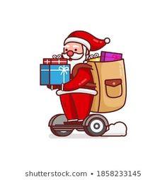 Stock Photo and Image Portfolio by Imajin No asking | Shutterstock Santa Cartoon, Cartoon Characters, Royalty Free Stock Photos, Image