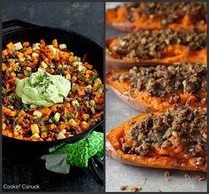 What's Cookin'...My Best Sweet Potato Recipes | cookincanuck.com #Thanksgiving