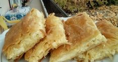 Spanakopita, Dessert Recipes, Desserts, Greek Recipes, Apple Pie, Ethnic Recipes, Food, Tailgate Desserts, Deserts