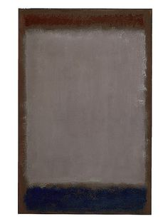 Lavender and Mulberry by Mark Rothko-1959