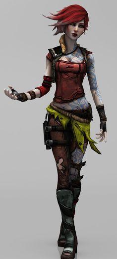Lilith Borderlands 2