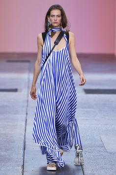 See the complete By Malene Birger Spring 2017 collection from Copenhagen Fashion Week.