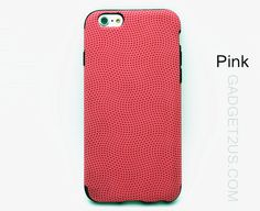 iPhone6 leather cover-Pink