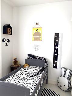 Boysroom! En een aantal artikelen vind je in de shop: Noodoll poster, panda eyes, speelkleed, lengte poster, muursticker met naam! www.suzyb.nu