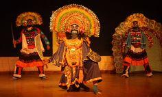 #Orissa houses many astounding festivals in India; #ChhauFestival is one of those wonderful festivals of India whose base is Orissa. My Trip Desire is h... - Trisha Sen - Google+