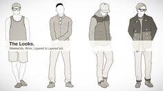 Millennial Consumer Profile by Nicholas Dunleavy at Coroflot.com
