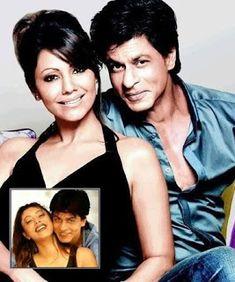 Shahrukh Khan And Wife Gauri Khan