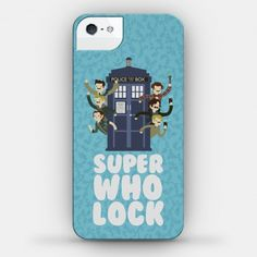 Superwholock | HUMAN << MOM I WANT AN IPHONE JUST FOR THIS CASE AND MUSIC PURPOSES OMG