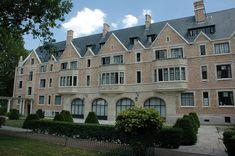 Fundation Deutsch de la Meurthe, Cité Universitaire