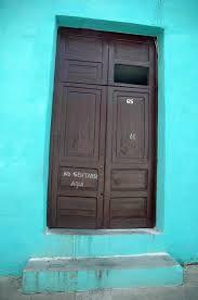 Resultado de imagen para puertas de Cuba
