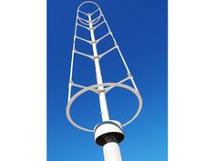 Windspire is a vertical wind turbine, similar to the Quiet Revolution. This 30-foot tall, 4-foot wide turbine generates 2000 kilowatts per hour given 12-mph winds, and it can survive winds up to 105 mph.