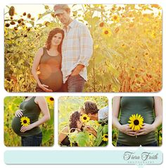 can't wait to take some maternity pics tomorrow at the sunflower field!