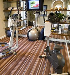 1000 images about gorgeous home gyms on pinterest home for Basement home gym design ideas