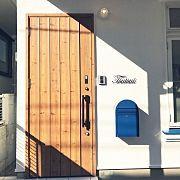 玄関 入り口 木目調 玄関ドア リクシル リクシルの玄関ドア などの