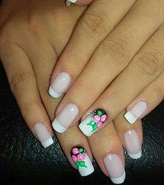 My Nails, Finger, Hair Beauty, Lily, Nail Art, My Favorite Things, Nail Hacks, Nail Arts, Art Nails