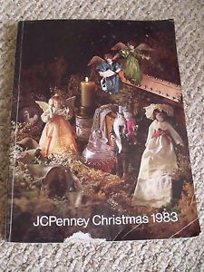 JCPenney Christmas Catalog Wish Book Cover 1983...a good year!