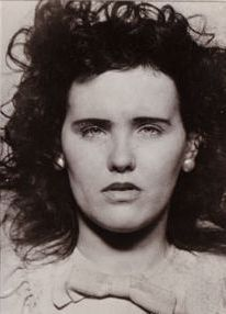 """Black Dahlia.jpg """"The Black Dahlia"""" was a nickname given to Elizabeth Short (July 29, 1924 – c. January 15, 1947), an American woman who was the victim of a much-publicized murder in 1947."""