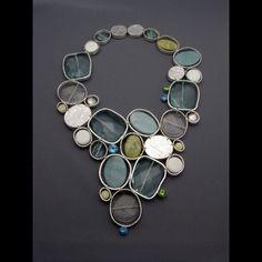 Francine Walker, jewelry artist.