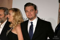 """Revolutionary Road"" World Premiere Mann Village Theatre , Westwood, CA 12/15/08 Leonardo Dicaprio and Kate Winslet Photo: Clinton H. Wallace-photomundo-Globe Photos Inc"