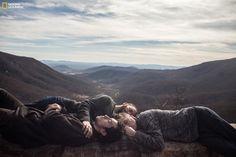 Blue Ridge Parkway, Stati Uniti. Menzione speciale categoria Persone. - (Tyler G, National Geographic)