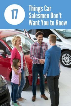 If you're in the market for a new or used car, there are some tricks, tips, ideas and hacks you should know! There's certain things car salesmen don't want you to know, and these can help you save money and keep extra cash in the pocket! Buying New Car, Car Buying Guide, Small Luxury Cars, Car Purchase, Car Salesman, Car Loans, Car Shop, Car Insurance, Money Saving Tips