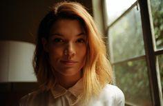 Jenna Puffer - Canon 1V - Kodak Gold 200