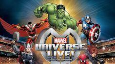 Win tickets to Marvel Universe LIVE! via Savvymom.ca