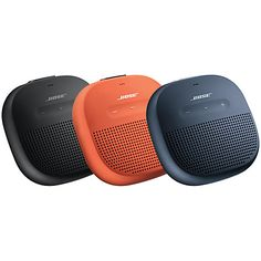 No one tests wireless & bluetooth speakers like we do. Get ratings, pricing, and performance on the Bose Soundlink Micro wireless & bluetooth speaker based on the features you care about. Best Wireless Speakers, Bose Wireless, Bluetooth Speakers, Loudest Portable Speakers, Small Speakers, Babies R Us, Audiophile, Arduino, Bobbi Brown