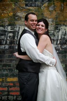 Lauray's couple Andrew and Julie McNerlin. Just the cutest!!