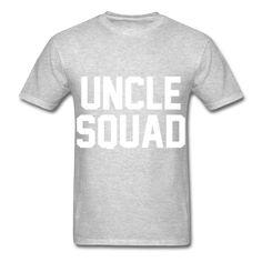 Uncle Squad, Unisex T-Shirt