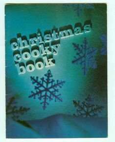 Vintage 1973 Christmas Cooky Book Annual Wisconsin Electric Power Company Promotional Cookie Advertising Cookbook by FairOaksAntiques Candy Bar Cookies, Rolled Sugar Cookies, Vintage Cookbooks, Vintage Books, Lemon Coconut Bars, Roses Book, Girls Tumbler, Ladies Luncheon, Retro Christmas