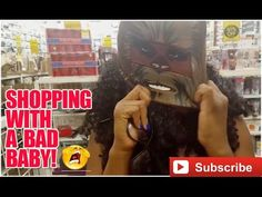 SHOPPING WITH A BAD BABY!