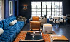 TEXAS TOP INTERIOR DESIGNERS: DESIGN DUNCAN MILLER ULLMANN - Bistro 31, Highland Park, Dallas, Tx | Luxury Interior Design | Design Inspiration | www.homeandecoration.com #interiordesign styles #duncanmillerullmann #homedecor #designideas #moderndesign #luxuryinterior #topinteriordesigners