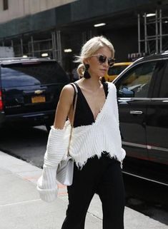 Emily Destroyed Cropped Sweaters - 3 Colors