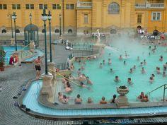 Sárvár Medical Thermal Bath. #Hungary   Spas in Hungary   Pinterest