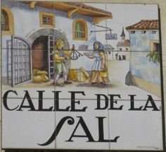 Spain Travel, Rues, Painting, Statues, Mosaics, Paintings, Painted Floor Tiles, Ornaments, Painting Art