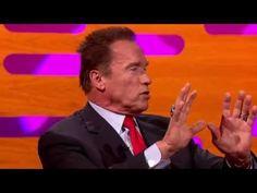 Arnold Schwarzenegger On The Graham Norton Show Full Interview (19-10-12). - YouTube