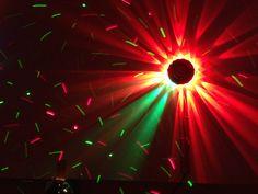 Van Nutt Psychedelic Lightshow Neunkirchen 2014 / Concert im Drivers Inn