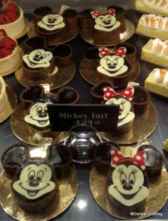 What's New Around the World -- food-wise!  (From The Disney Food Blog)!