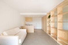 Beach House Modern Home in Catalonia, Spain on Dwell