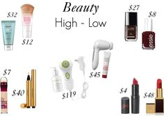 beauty products dupes