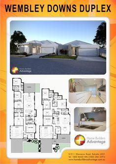 Home Builders Advantage- Perth's Biggest Building Broker- Multi Unit Designs- www.homebuildersadvantage.com.au