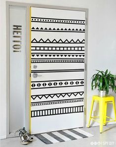 puerta grecas