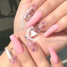 Cute Acrylic Nails 286400857541661116 - : Nail Art Design 21 Stylish Fun Design Source by akustom Acrylic Nails Coffin Short, Summer Acrylic Nails, Best Acrylic Nails, Cute Acrylic Nails, Gel Nails, Coffin Nails, Summer Nails, Nail Manicure, Manicures