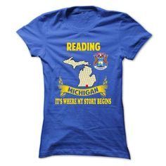 Reading - Its where my story begin! - #oversized tee #hoodie creepypasta. CLICK HERE => https://www.sunfrog.com/No-Category/Reading--Its-where-my-story-begin-73652814-Ladies.html?68278