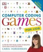 Booktopia has Computer Coding Games for Kids by Carol Vorderman. Buy a discounted Flexi Bound Book of Computer Coding Games for Kids online from Australia's leading online bookstore. Computer Coding For Kids, Build Your Own Computer, Buy Computer, Gaming Computer, Computer Programming, Computer Science, Scratch Programming Language, My Busy Books, Creating Games