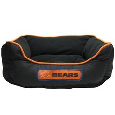 Chicago Bears bed for Cheech! :)