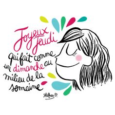Je compose ma pizza - Chez Mimi on cuisine WW Quotes Francais, Happy Thursday, Positive Attitude, Say Hello, Peace And Love, Bullet Journal, Inspirational Quotes, Positivity, Illustrations